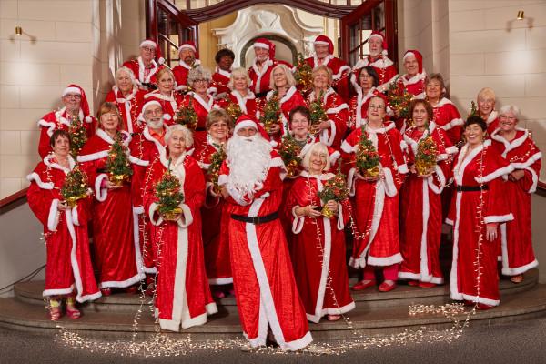 Christmas Special 01 | Heaven Can Wait Chor © Stefan Malzkorn